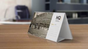 Календарь домик перекидной фото